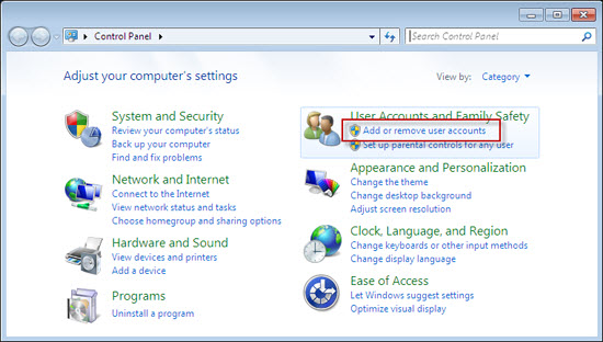 forgot windows 7 administrator password