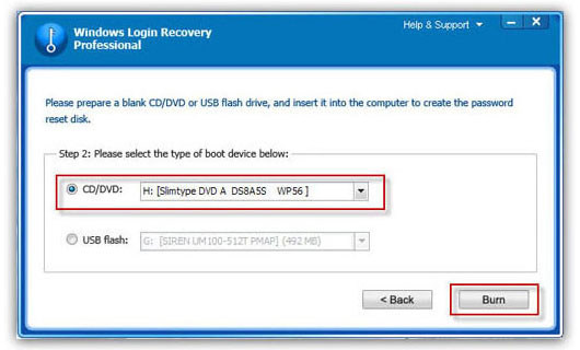 How to Reset Windows 7 Password- Windows 7 Password Recovery