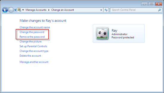 recover windows 7 administrator password