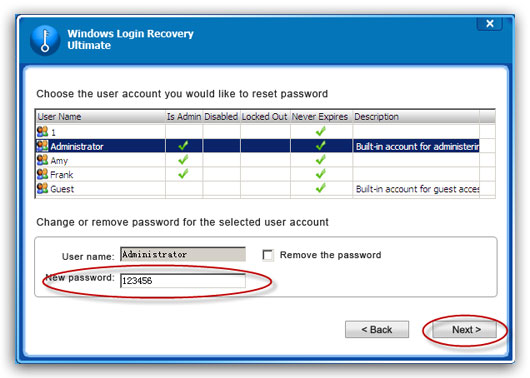 bypass Windows 2000 password